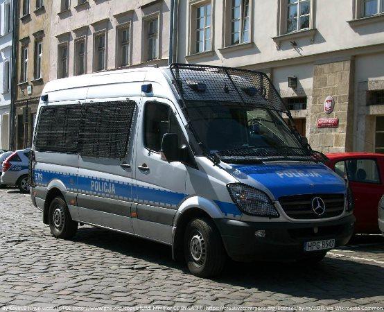 """Policja Poznań: KWP Poznań - """"Twoje światła - nasze bezpieczeństwo"""""""