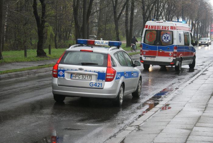 Policja Poznań: Jeżyce - Zatrzymany za uszkodzenia pojazdów